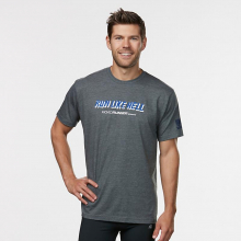Road Runner Sports Men's Run Like Hell Graphic Tee by R Gear