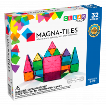 Clear Colors 32-Piece Set