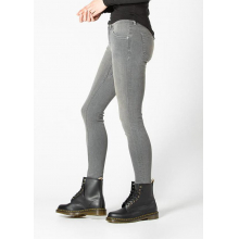 Women's Performance Denim Skinny - Grey 50 by DUER