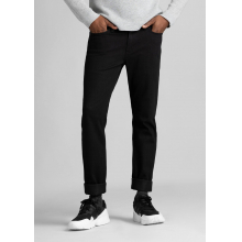 Men's All-Weather Performance Denim Slim - Black by DUER