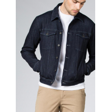 Men's Performance Denim Jacket - Rinse by DUER