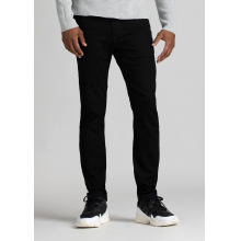 Men's Stay Dry Denim Slim - Jet Black by DUER
