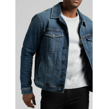 Men's Performance Denim Jacket - Galactic
