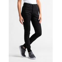 Women's Performance Denim High Rise Skinny - Black by DUER