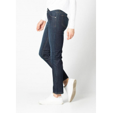 Women's Performance Denim Slim Straight - Dark Stone