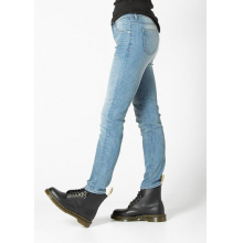 Women's Performance Denim Slim Straight - Light Stone