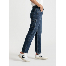 Women's Midweight Performance Denim Carpenter - Worn Stone