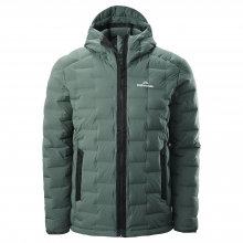 Federate Mns Stretch Down Hooded Jacket