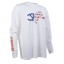 GLOOMIS LONG SLEEVE COTTON TEE by Shimano Fishing