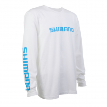 SHIMANO LONG SLEEVE COTTON TEE by Shimano Fishing