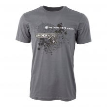 SpiderWire Logo/Design Tee Shirt by Pure Fishing