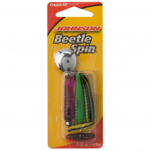 Beetle Spin Crappie Buster   Model #CB1/32ASST by Johnson in Chelan WA
