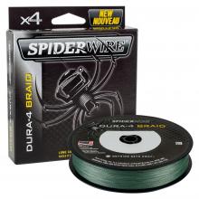 SpiderWire DURA-4 Braid by Pure Fishing