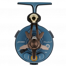 Pflueger President Inline Ice Reel by Pure Fishing