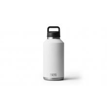 Rambler 64 Oz Bottle With Chug Cap - White