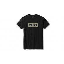 Steer Short Sleeve T-Shirt - Black - L