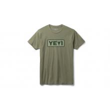 Steer Short Sleeve T-Shirt - Highlands Olive - S