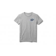 Womens Base Camp Short Sleeve T-Shirt - Heather Gray - XL