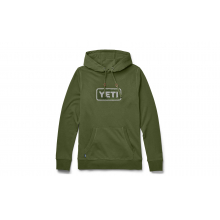 French Terry Hoodie Pullover - Highlands Olive