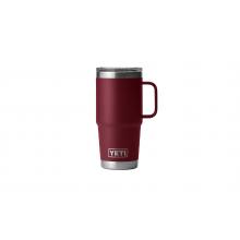 Rambler 20 Oz Travel Mug With Stronghold Lid - Harvest Red