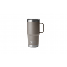 Rambler 20 Oz Travel Mug With Stronghold Lid - Sharptail Taupe by YETI in Traverse City MI
