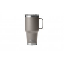 Rambler 30 Oz Travel Mug With Stronghold Lid - Sharptail Taupe