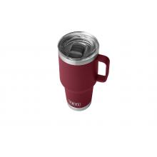 Rambler 887 ml Travel Mug with StrongHold Lid - Harvest Red