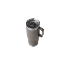 Rambler 591 ml Travel Mug with StrongHold Lid - Sharptail Taupe