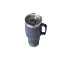 Rambler 887 ml Travel Mug with StrongHold Lid - Navy