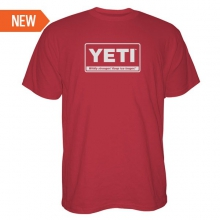 Billboard Short Sleeve by Yeti Coolers in Little Rock Ar