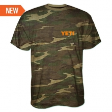 Built for the Wild Short Sleeve Shirt by Yeti Coolers in Little Rock Ar