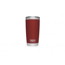Rambler 20oz Tumbler w/MagSlider Brick Red by YETI in Bentonville Ar