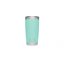Rambler 20oz Tumbler w/MagSlider Seafoam by YETI in Glenwood Springs CO