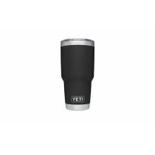 Rambler 30oz Tumbler w/MagSlider Black by YETI in Glenwood Springs CO