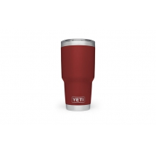 Rambler 30oz Tumbler w/MagSlider Brick Red by YETI in Bentonville Ar