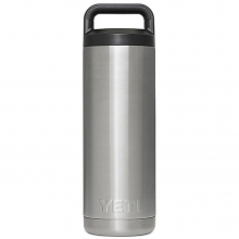 Rambler Bottle 18 oz by Yeti Coolers in Sandy Ut