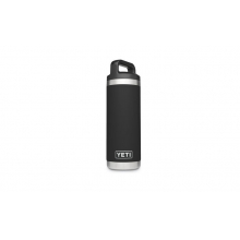 Rambler 18oz Bottle Black by YETI in Bentonville Ar