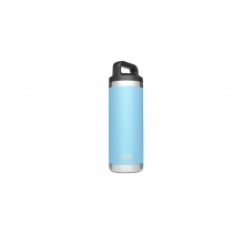 Rambler 18oz Bottle Sky Blue by YETI in Bentonville Ar