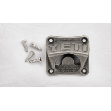 YETI Wall Mounted Bottle Opener by Yeti Coolers in Dallas Tx