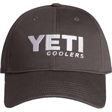 Lifestyle Full Panel Low Pro Hat by Yeti Coolers in Bozeman Mt