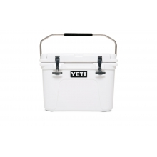 Roadie 20 White by YETI in Golden Co