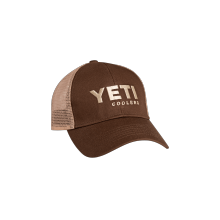YETI Trucker Hat Brown