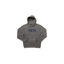 Logo Hoodie Pull Over Heather Gray L by YETI