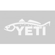 Sportsman's Decal - Trout by YETI