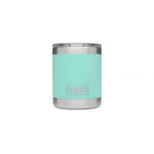 Rambler 10oz Lowball Seafoam by YETI in Anchorage Ak