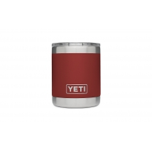 Rambler 10Oz Lowball Brick Red by YETI