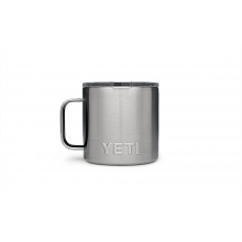 Rambler 14Oz Mug - Stainless Steel by YETI