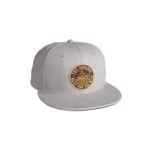 Outdoor Badge Flat Brim Hat Cool Gray by YETI