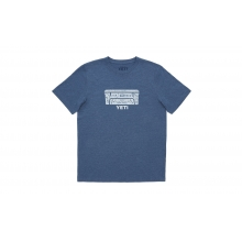 Cooler Cuts Navy Mid Wt. Cotton SST L by YETI