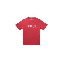 Steak's On MW Cotton SS T Brick Red L by YETI in Los Angeles CA≥nder=womens